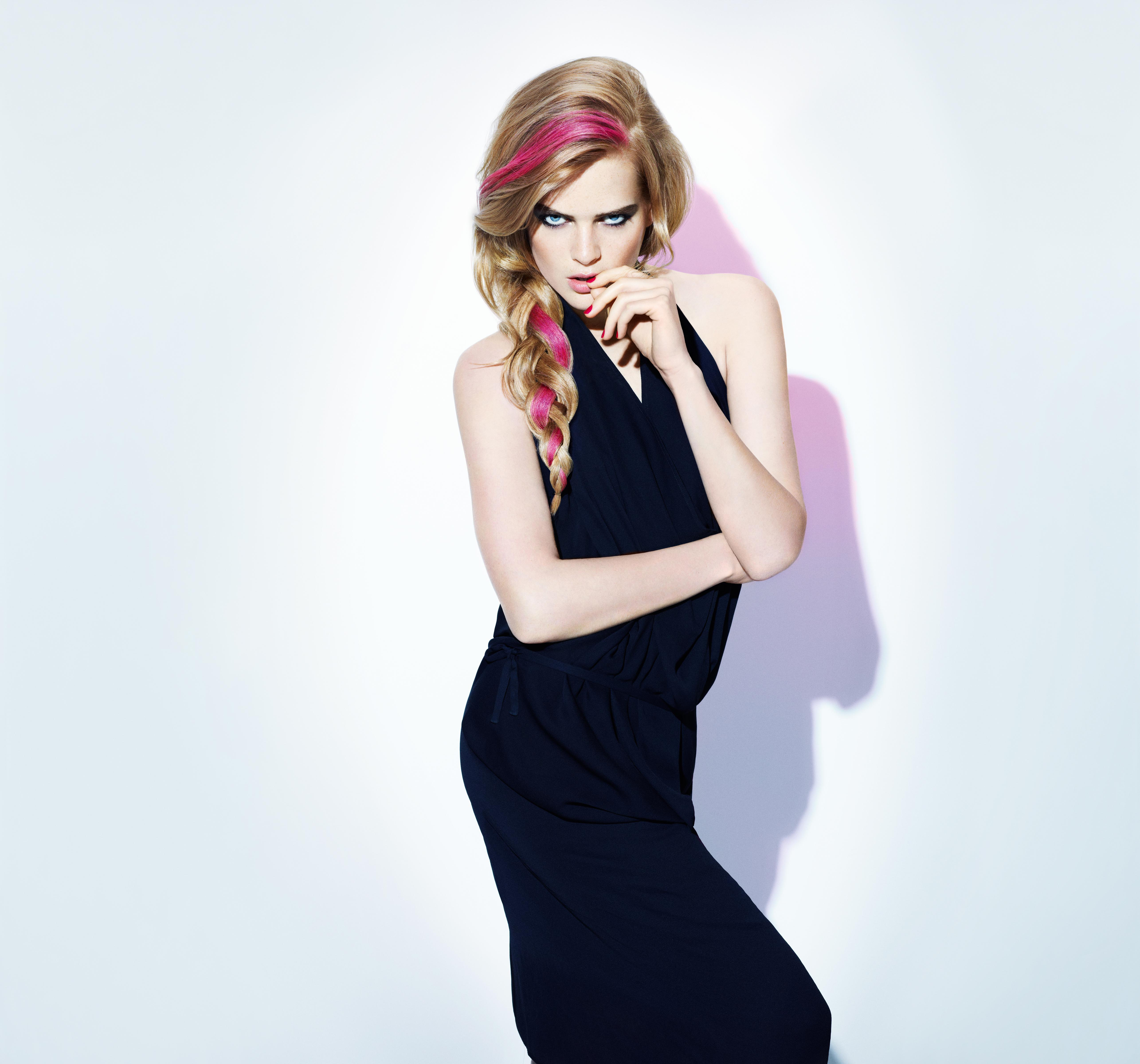 Hairchalk Temporary Hair Color Fashion For Friday Ask The Pro Stylist