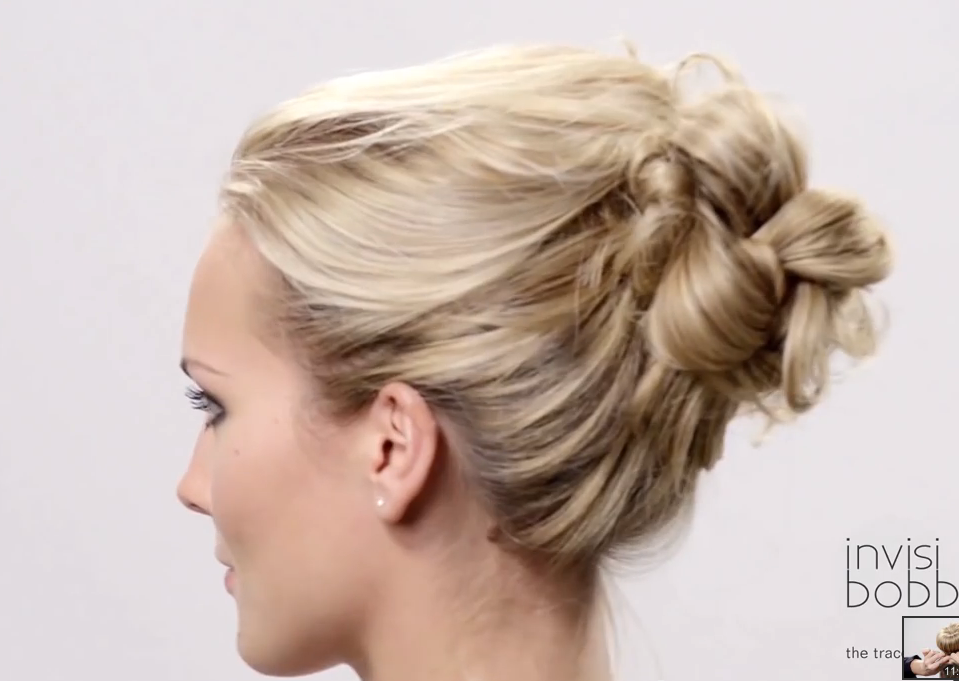 Braided Updo: How to Create a Braided Updo Sans the Pins