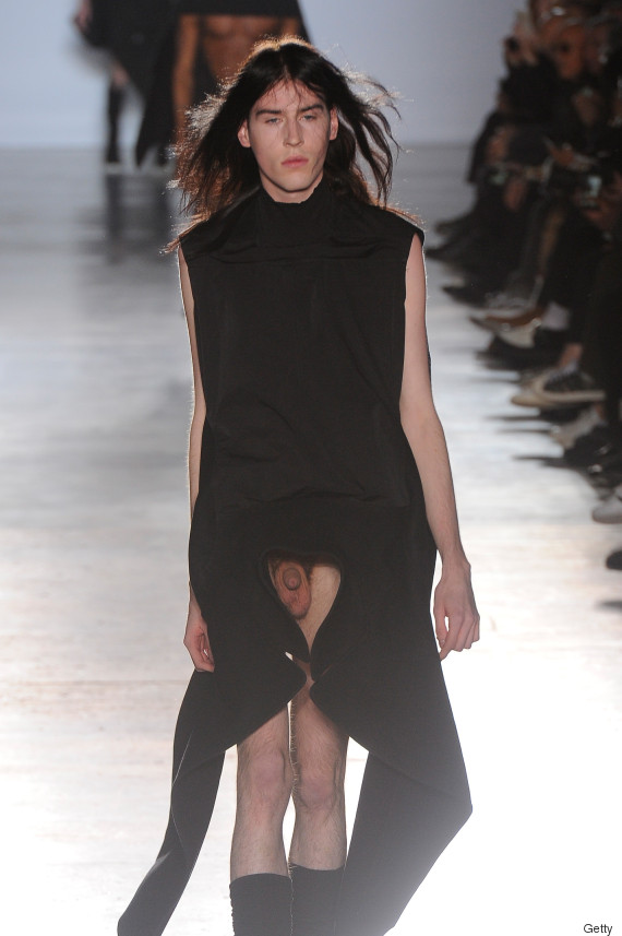 Full Frontal is the Latest Fashion Trend from Rick Owens ...