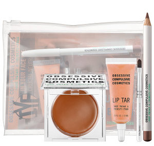 One Neutral Makeup for Eyes, Lips and Cheeks: In Your Face