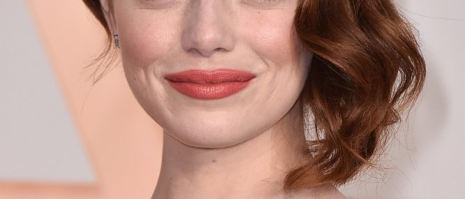 Emma Stone Oscar Hair: Get Emma Stone's Style and Color Tips