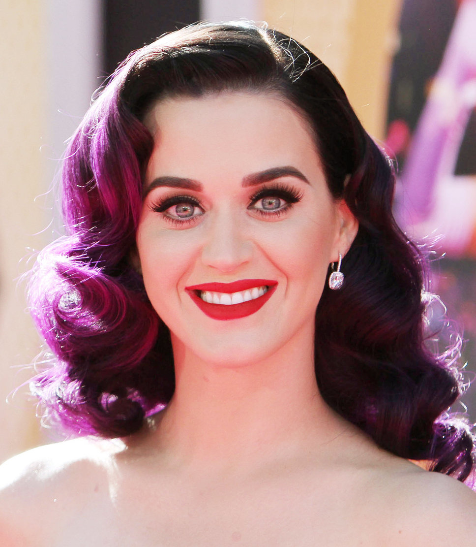 Katy Perry Hairstyle 2... Katy Perry Videos