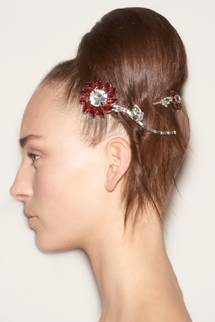 Prom Hair Trends Add Detail To Your Prom Hairstyle With