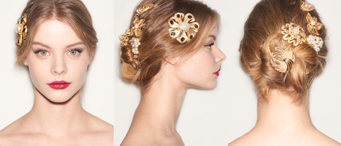 Hairstyles for Prom from the Catwalk