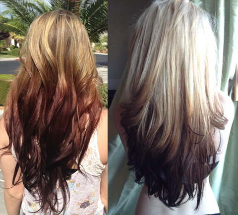 Hair Color Advice Should I Sombr 233 Ombr 233 Rerverse Or
