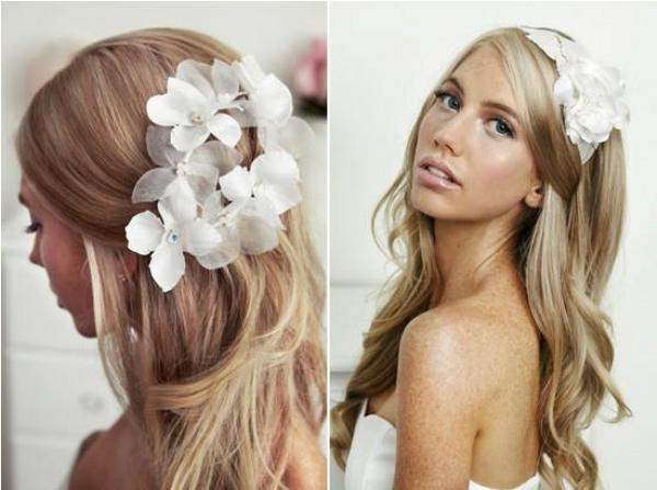 Beach wedding hairstyles photos beach wedding hairstyles junglespirit Images