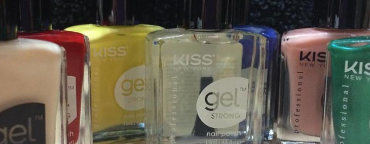 Gel Strong Nail Polish Review: Love My KISS Nails