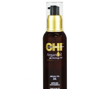 Argan Oil Review: Why CHI Argan Plus Moringa Oil is Friday's Fave