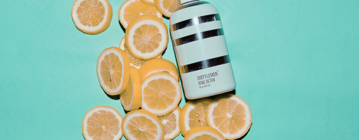 Why Dirty Lemon Raw Detox is This Friday's Favorite