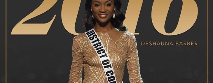 Miss USA 2016: Get Deshauna Barber's Crowning Look