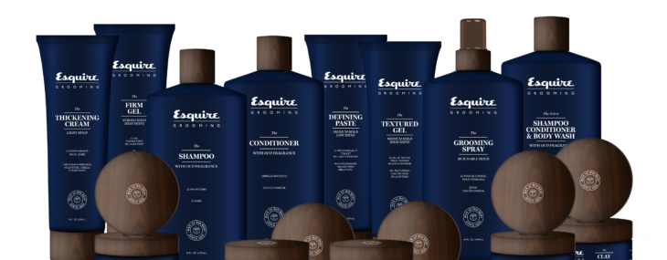 ce605be6a491 Male Grooming Product Review: New Esquire Collection is a Must