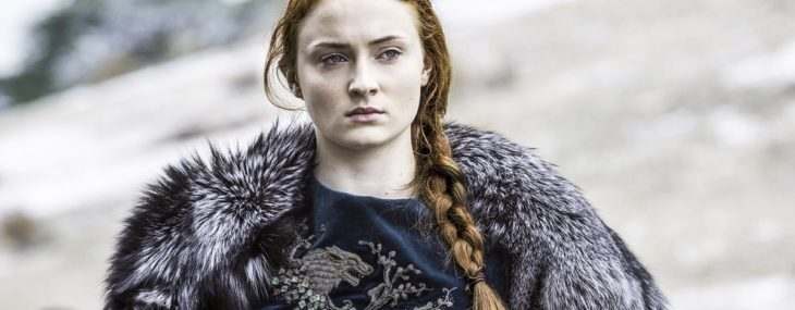 Simple Halloween Hair Guide: Get the Sansa Stark Look