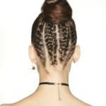 Braid Bun For Holiday Fun: Hair Tutorial