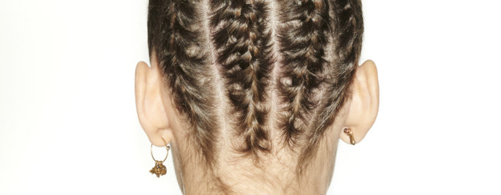 Braid Bun for Holiday Fun: Hair Tutorial for the Holidays