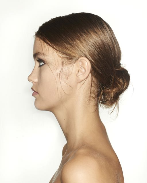 New Year's Eve Hairstyle: Get the Sexy, Messy Bun from Redken