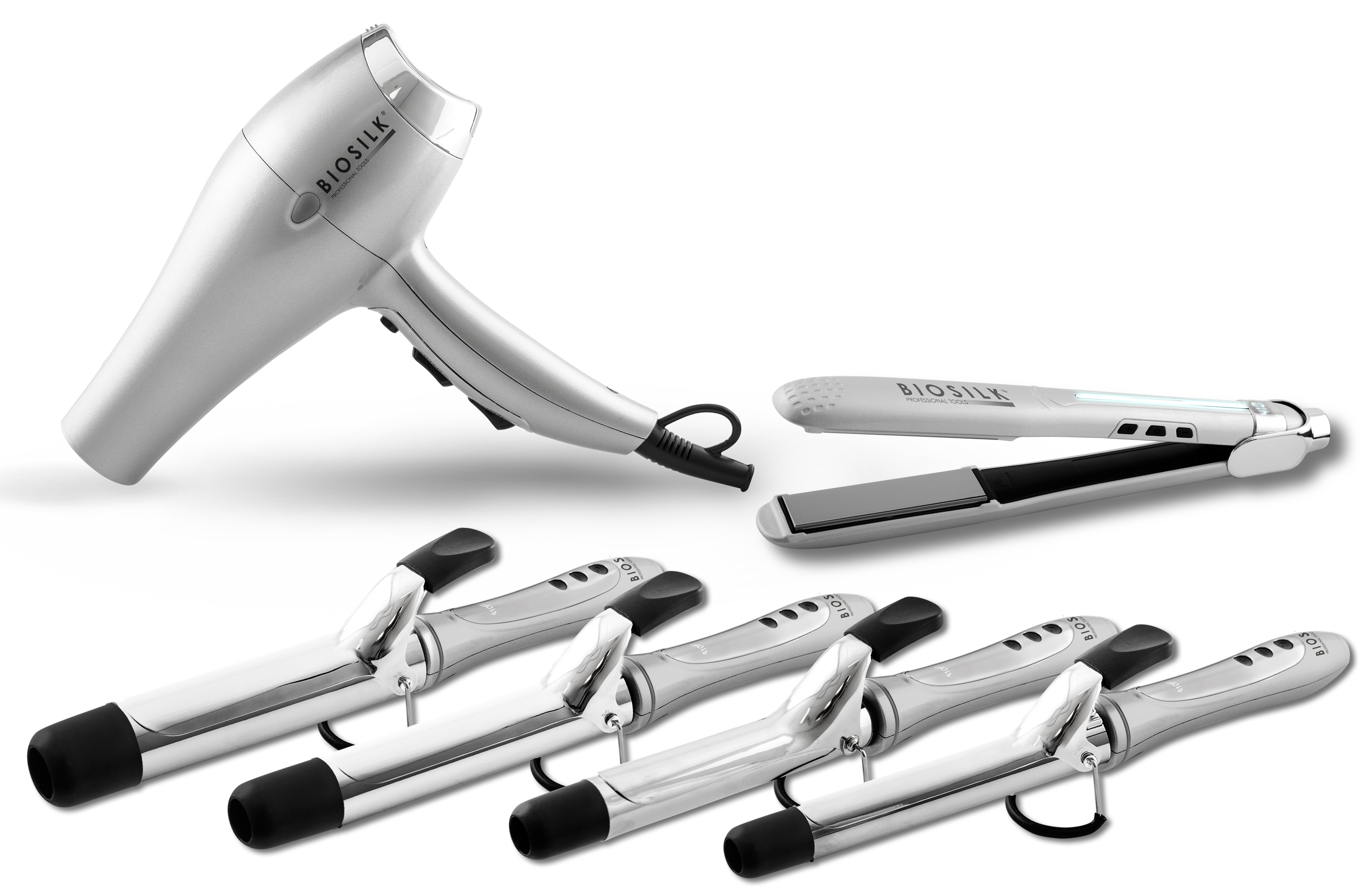 Professional Hair Styling Tools: Best Hot Tools For Shiny, Healthy Hair: Beauty Review