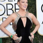 Hair and Makeup How-To: Get Blake Lively's Golden Globes Look