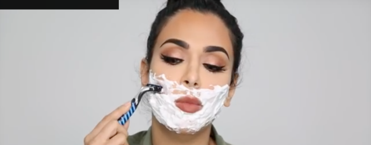 Women's Face Shaving Is Not Just For The Bearded Lady
