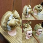 beauty student hair competitions