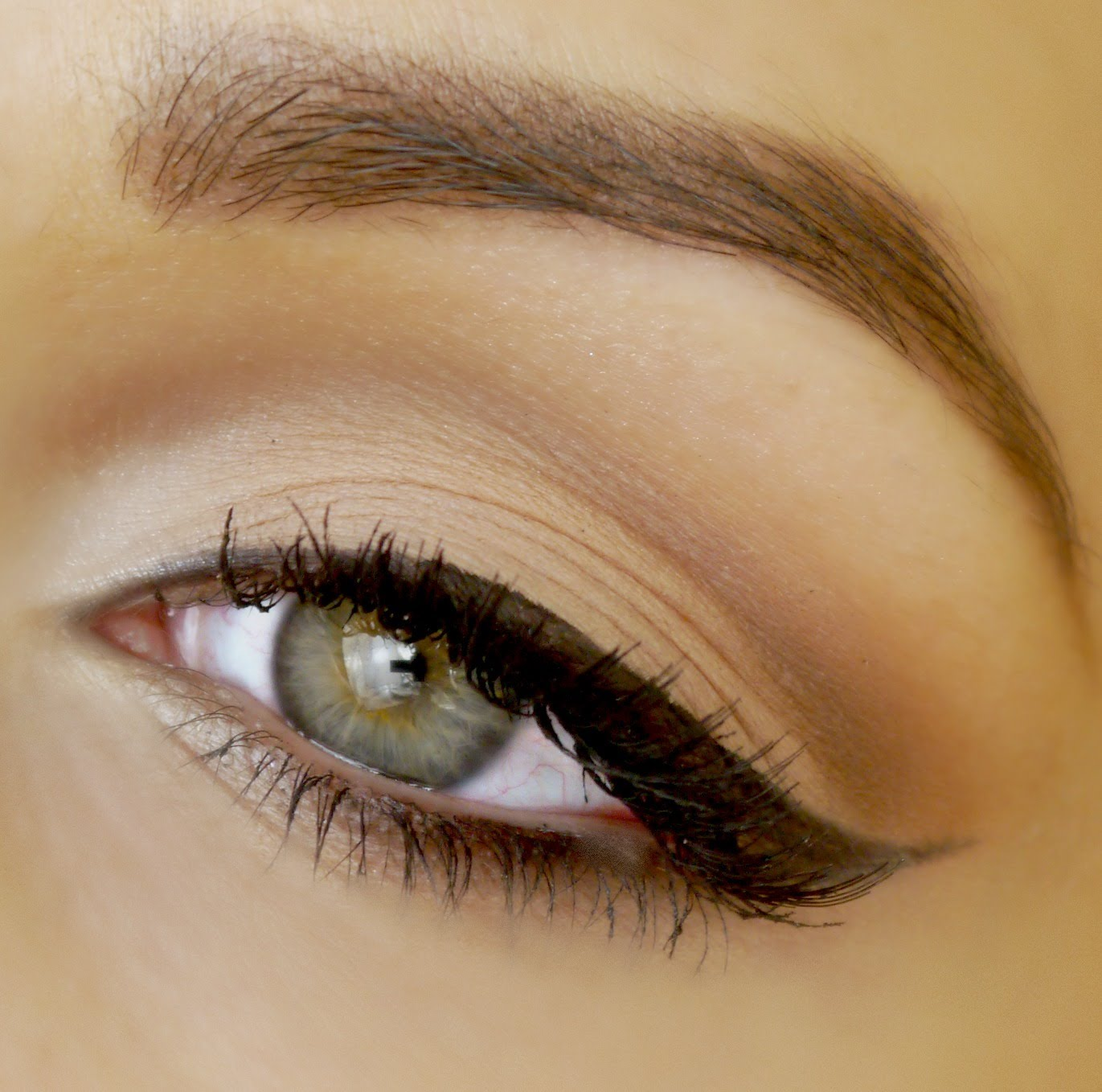704f84d4721 How To Do A Natural Cat Eye Look || hal.sistema-decimal.info